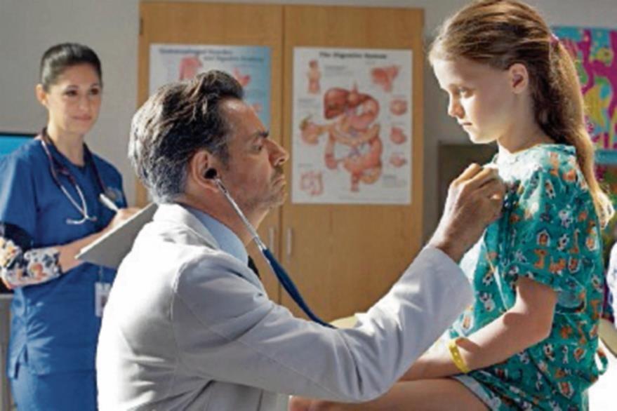 El papel de Anna Beam lo interpreta Kylie Rogers. (Foto Prensa Libre: Hemeroteca PL)