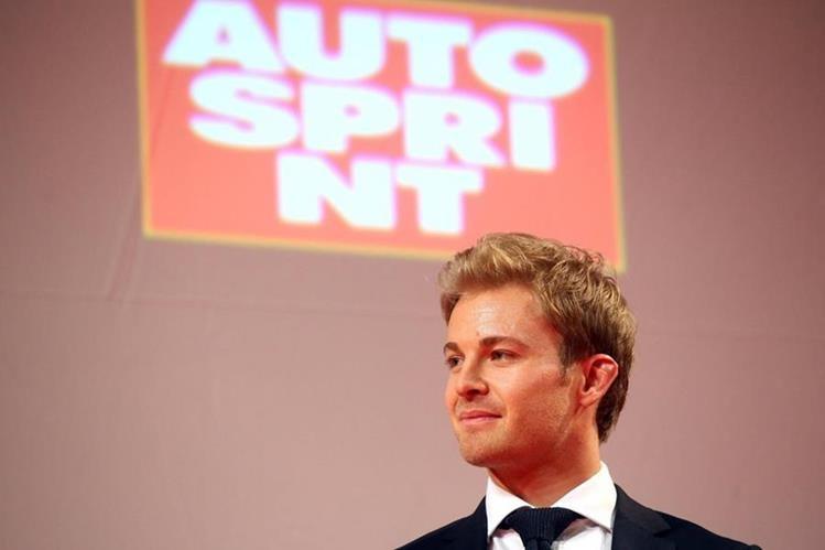 Nico Rosberg es el actual campeón del mundo de Fórmula Uno. (Foto Prensa Libre: EFE)