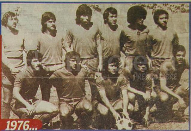 Municipal, campeón de Liga 1976. (Foto: Hemeroteca PL)