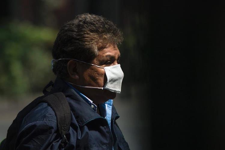 Las muertes por contaminación del aire se duplicarán o triplicarán para el 2060, advierte estudio. (Foto Prensa Libre: AFP).