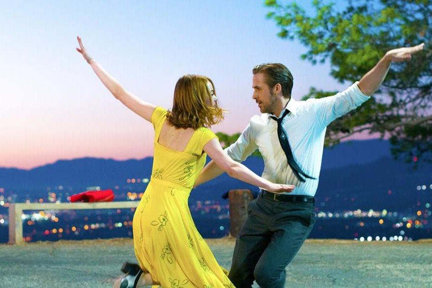 """Escena de """"La La Land"""""""