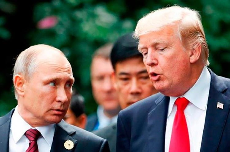 """""""No encontramos evidencia de colusión coordinación o conspiración entre la campaña de Trump y los rusos"""" señala el informe"""