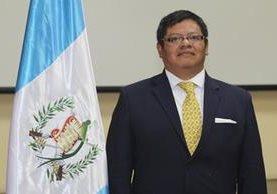 Juan Orozco, Coordinador de la Unidad para la Prevención Comunitaria de la Violencia, llegaría al Congreso. (Foto Prensa Libre: Hemeroteca PL)