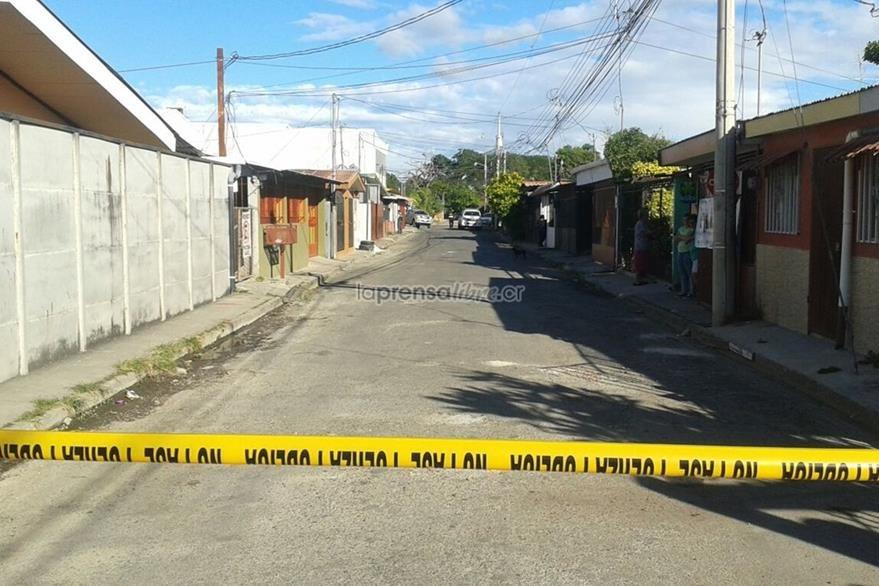 La Policía encontró el juesves cinco personas degolladas en Liberia, matanza que conmociona a Costa Rica.