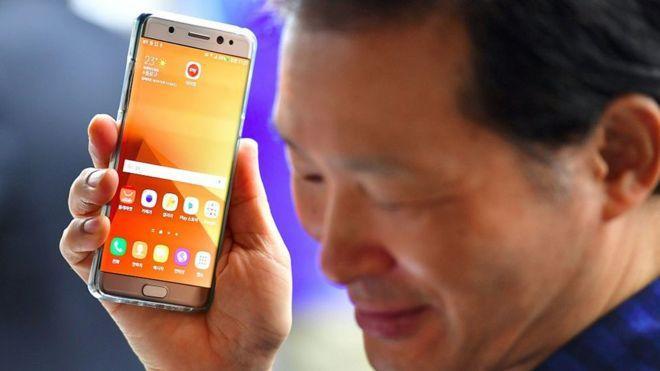 ¿Qué ocurrirá con los Galaxy Note 7? Samsung tiene un plan... GETTY IMAGES