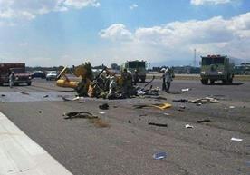Cuatro personas habrían fallecido en el accidente
