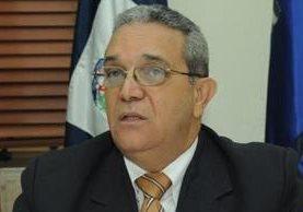 Ysmael Paniagua, coordinador del modelo carcelario en República Dominicana. (Foto Prensa Libre: Hemeroteca PL)