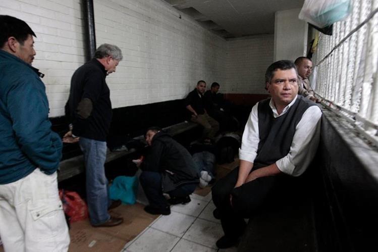 El exsecretario general de la Presidencia Gustavo Martínez rendirá su primera declaración.(Foto Prensa Libre: Hemeroteca PL)