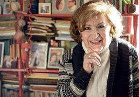 La actriz uruguaya Dahd Sfeir también destacó en la música. (Foto Prensa Libre: Hemeroteca PL)