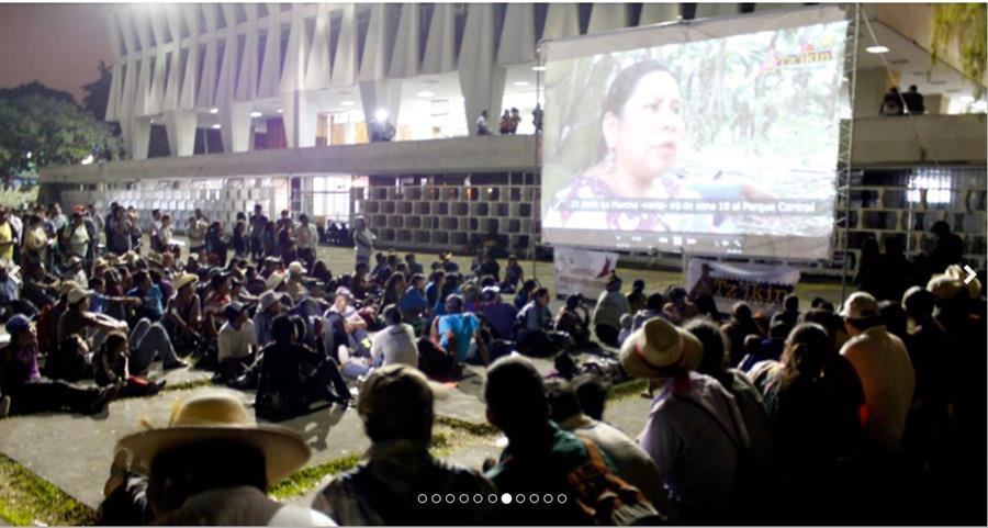 De 2 al 17 de octubre 2018 en Guatemala se realizará el FicMayab, que tendrá como sedes principales Totonicapán, Quetzaltenango, ciudad de Guatemala y Chisec, Alta Verapaz. (Foto Prensa Libre: FicMayab)