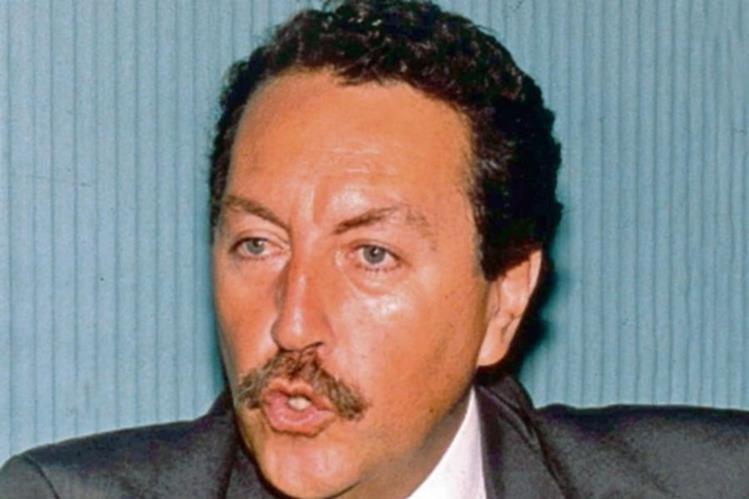 Vinicio Cerezo, en una fotografía de 1986. (Foto: Hemeroteca PL)