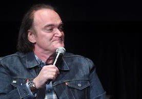 Quentin Tarantino se ha caracterizado por sus historias originales y humor negro (Foto Prensa Libre: servicios).
