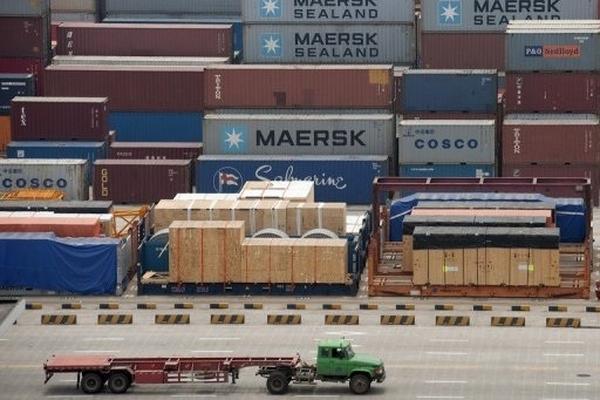 <p>De acuerdo con las más recientes cifras de Cepal, el crecimiento de  contenedores se desaceleró en Latinoamérica. (Foto Prensa Libre:  Archivo.)</p>