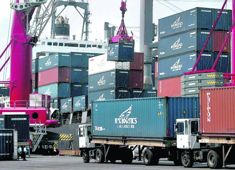 Exportaciones de México aumentaron el mes pasado. (Foto Prensa Libre: Hemeroteca PL)