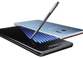 El Galaxy Note 7 es un Android de gama alta con pantalla de 5.7 pulgadas y lápiz. (Foto: Hemeroteca PL).