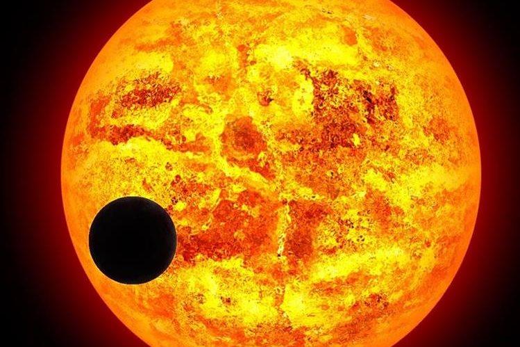 Mercurio pasará el próximo lunes entre la Tierra y el Sol. (AFP).