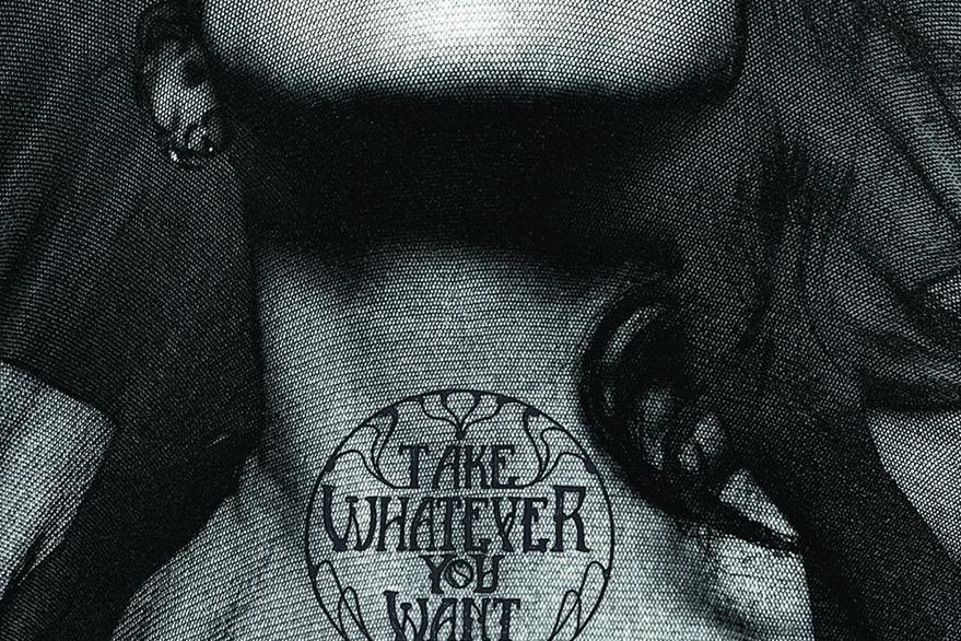 Esta es la portada del disco Take Whatever You Want, de Emily Estefan. (Prensa Libre: AP)