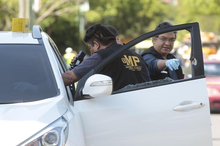 Xiomara Reyes, fue atacada a balazos en la zona 14, murió a su ingreso al hospital Roosevelt. (Foto Prensa Libre: Hemeroteca PL)