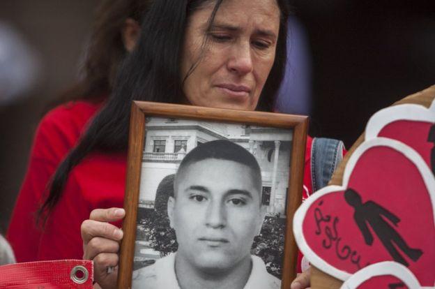 Tamaulipas es el estado mexicano con mayor cantidad de casos de desapariciones. GETTY IMAGES