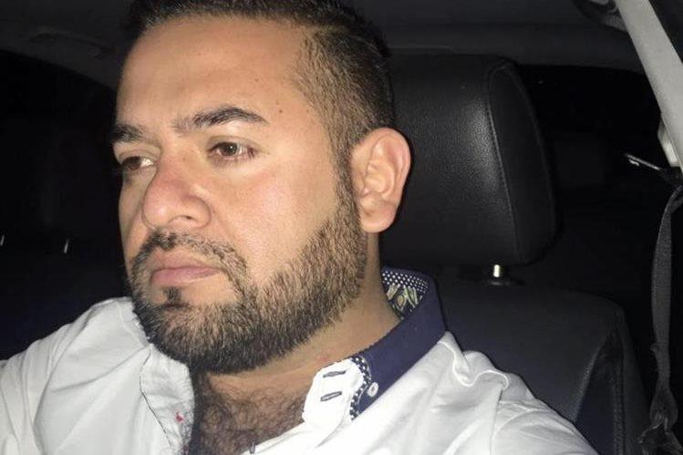 José Carlos García Paiz es investigado por el Ministerio Público por amenazas. (Foto Prensa Libre: Facebook)