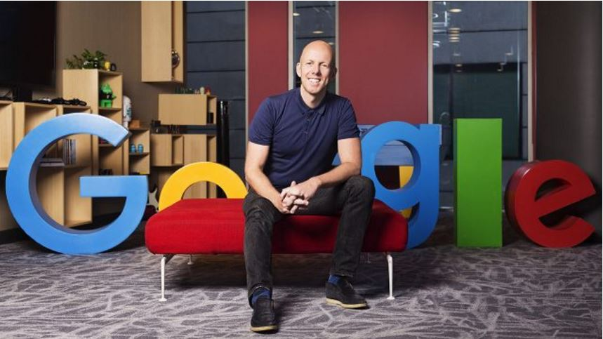 Arjan Dijk, vicepresidente Global de Mercadotecnia para PyMEs en Google (Foto Prensa Libre: Forbes México).