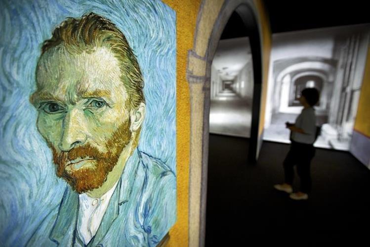 Obra de Vincent Van Gogh aún se mantiene en secreto. (Foto Prensa Libre: AFP)