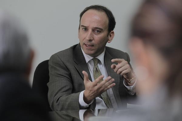 Jorge de León Duque, jefe de la PDH. (Foto: Hemeroteca PL)