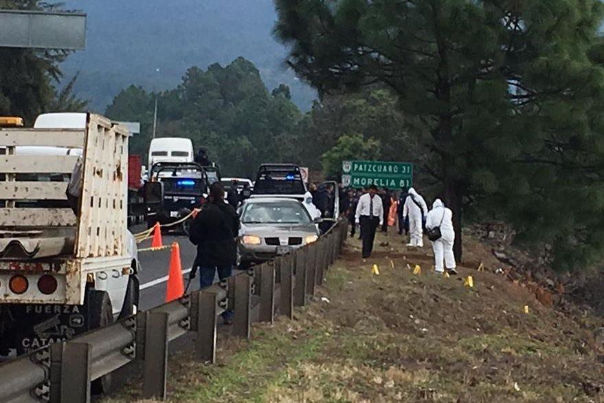 Muertos por violencia en el occidente de México. (EFE)