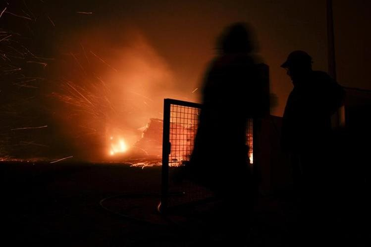 Incendios forestales causan 61 muertes en Portugal
