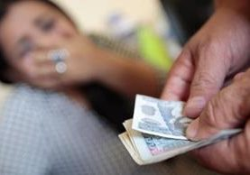Según datos de la PNC, disminuye número de capturas por incumplimiento de pensión alimenticia. (Prensa Libre: Cortesía Ministerio de Gobernación)