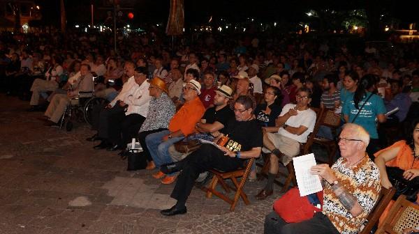 Poetas de diversas nacionalidades se reunieron para compartir sus talentos en Nicaragua. (Foto Prensa Libre ACAN-EFE)