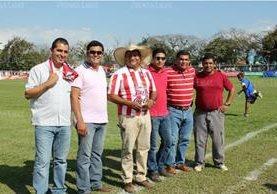 La familia Mendoza era la propietaria del Club Heredia, que jugó en la Liga Nacional. (Foto Prensa Libre)