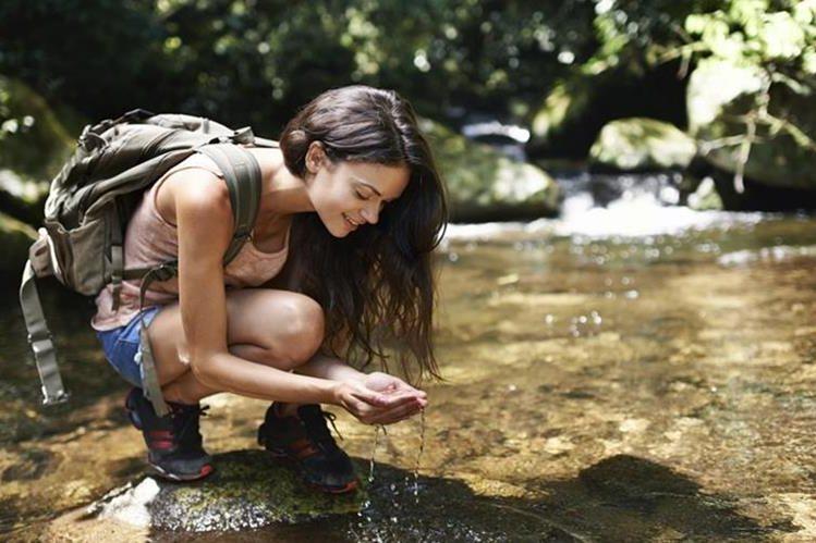 Admirar la naturaleza al viajar debe hacerse sin provocarle un impacto perjudicial.