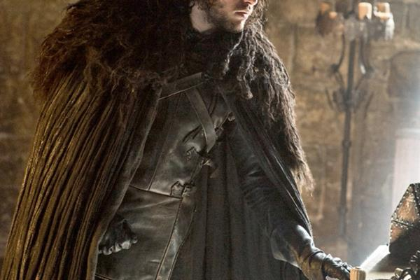 Jon Snow, interpretado por Kit Harington, es un prominente personaje de la exitosa serie.