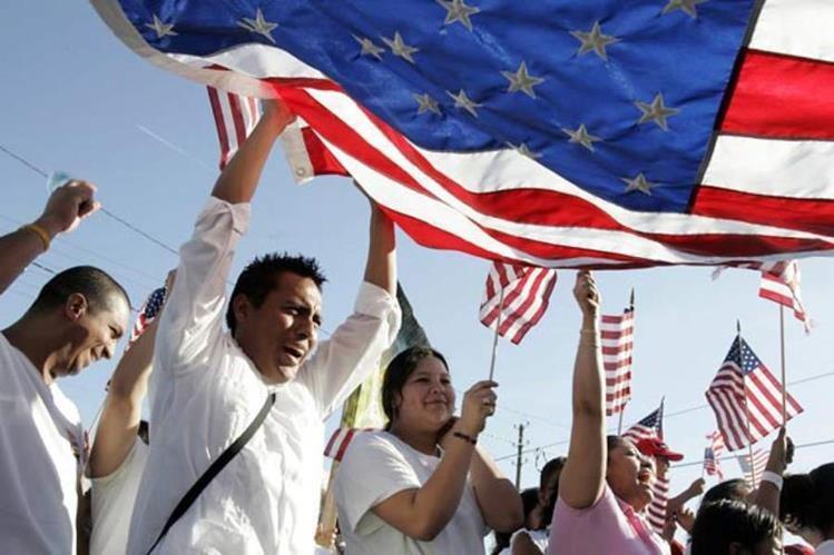A pesar del miedo a Trump, los hispanos tienen buenas expectativas para el futuro en EE. UU. (Foto del sitio elheraldo.hn)