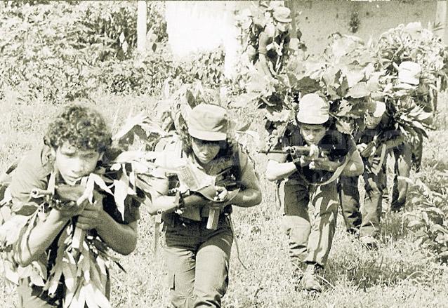 Alzamiento en Zacapa fue reprimido por Miguel Ydígoras, el 13 de noviembre de 1960. (Foto: Hemeroteca PL)