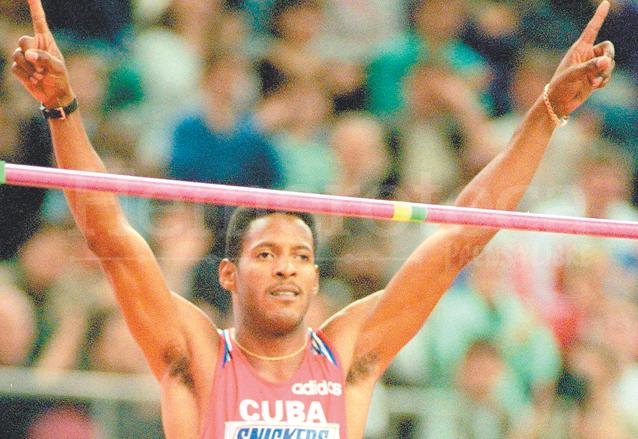 Sotomayor ganó un oro en 1992. (Foto: Hemeroteca PL)