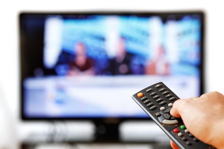 La parrilla de televisión trae programación para todos los gustos. (Foto Prensa Libre: Hemeroteca PL)