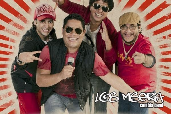 Los Miseria Cumbia Band quieren contar con excelente material para las fiestas del próximo año.