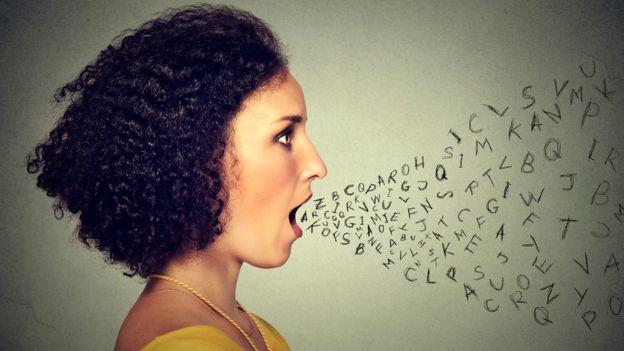 La entonación es fundamental para conocer el sentido del mensaje (GETTY IMAGES).
