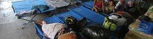 Damnificados en Jutiapa