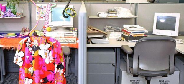 ¿Cuál de estos dos trabajadores prestará más atención a la tarea que tiene entre manos? (Foto Prensas Libre: Getty Images)