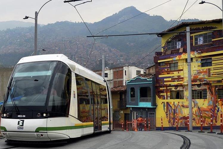 La ciudad de Medellín será sede del encuentro de la Organización Mundial del Turismo. (PL-AFP)