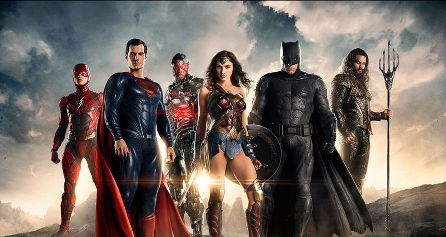 Lanzan trailer final de la Liga de la Justicia