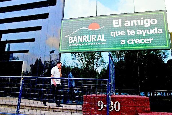 Banrural de Guatemala mantiene pláticas de adquirir el banco Procredit que opera en Nicaragua. (foto Hemeroteca PL)