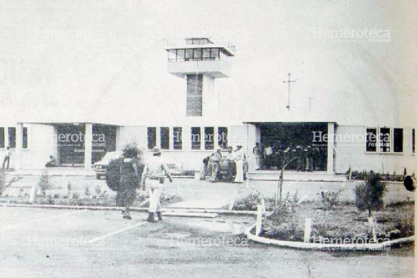 La Granja Penal de Pavón en los años 70. (Foto: Hemeroteca PL)
