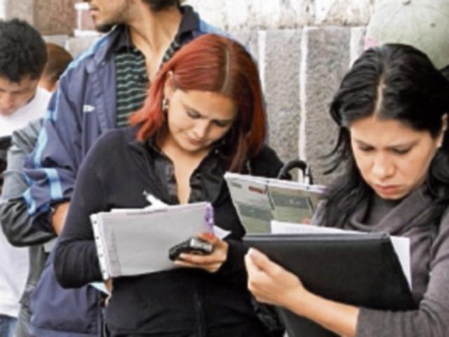 El empleo es uno de los factores que impactan. (Foto Prensa Libre: Hemeroteca PL)