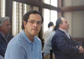 Juan Pablo Muralles Morán es uno de los once sindicados por la fiscalía. (Foto Prensa Libre: Hemeroteca PL)