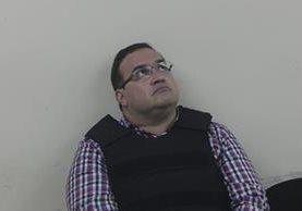 El exgobernador de Veracruz, Javier Duarte, es solicitado por la justicia de México. (Foto Prensa Libre: Hemeroteca PL)