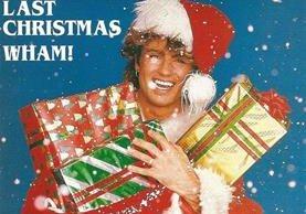 George Michael se arrepiente de dar su corazón en Navidad... Esa y más canciones que son propias de estas fiestas (Foto Prensa Libre: YouTube).